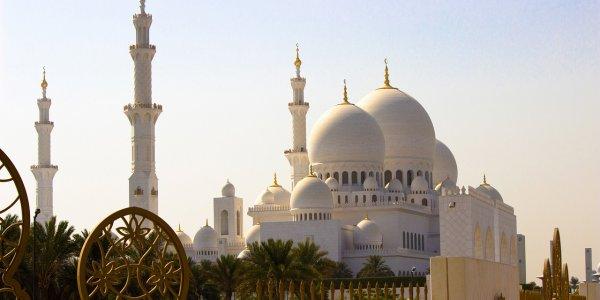 Abu Dhabi and Phuket Thailand