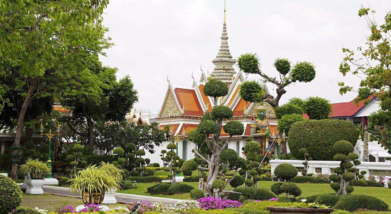Hong Kong, Bangkok, Phuket Triple Centre - Image 2