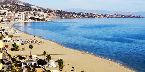 Costa Del Sol Winter Sunshine