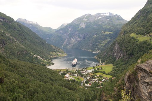 Celebrity Norwegian Fjords Cruise fr Dublin - Image 1