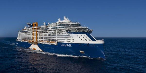 Western Med Cruise onboard Celebrity Edge