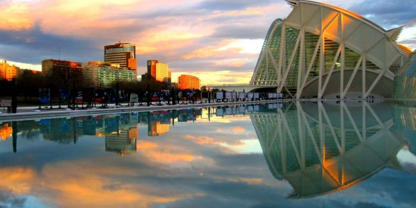 Valencia May 4 Night City Break