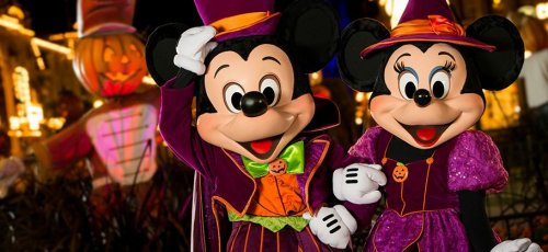 Halloween Half Term @ Disneyland Paris