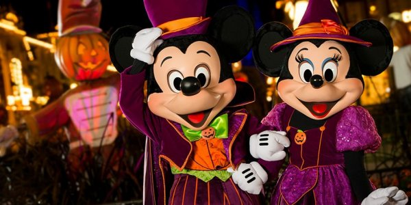 Halloween Half Term @ Disneyland Paris