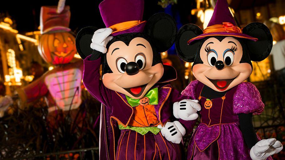 Halloween Half Term @ Disneyland Paris - Image 1
