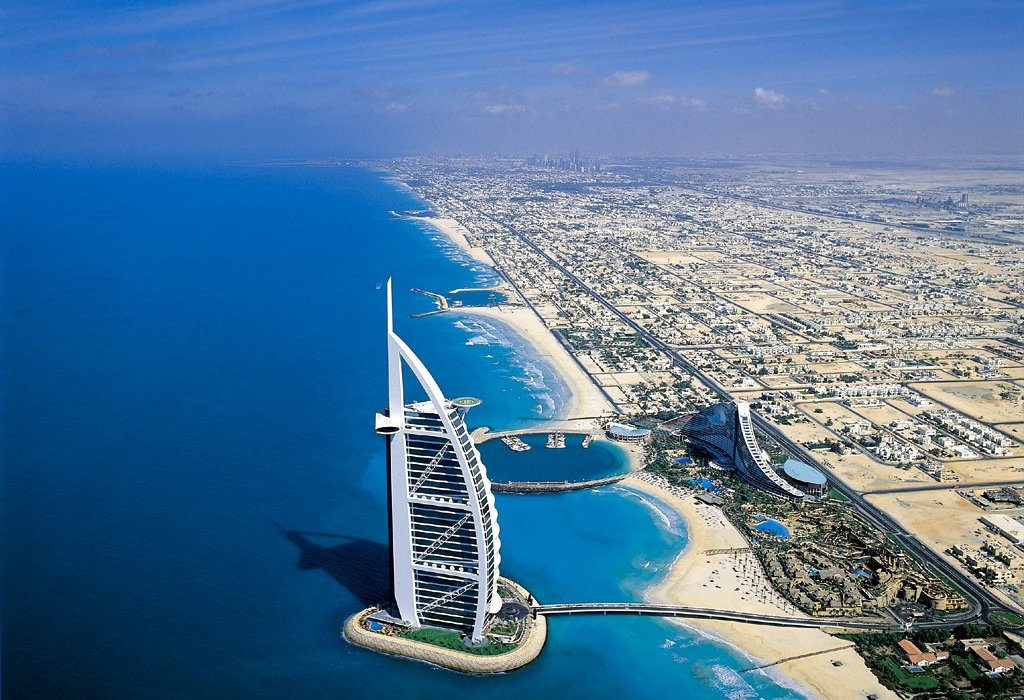 5* Dubai Half Board Direct with Emirates - Image 1