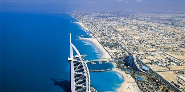 5* Dubai Half Board Direct with Emirates
