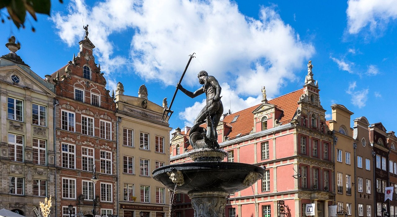 Glorious Gdansk in the Spring - Image 2
