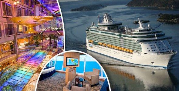 HOT DEAL 14 Nights Caribbean Transatlantic Cruise