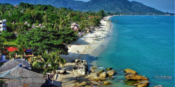 Beautiful Koh Samui 10 Nights