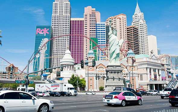 8 Nights New York and Las Vegas - Image 1