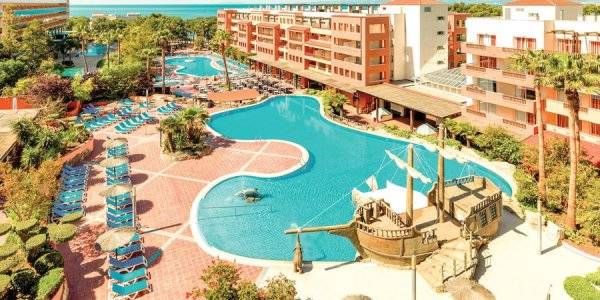 Family Bestseller Salou from £478pp
