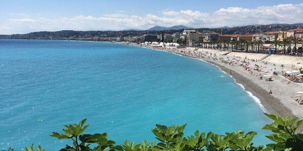 Côte d'Azur Late April Short Break