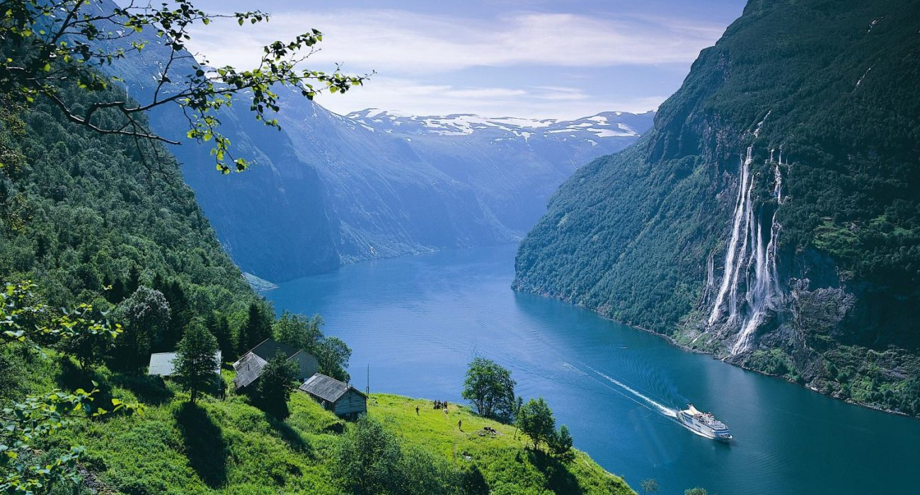 8 Night Norwegian Fjords Celebrity Cruises - Image 1