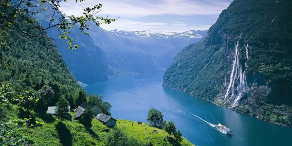 Exclusive Norwegian Fjords Cruise