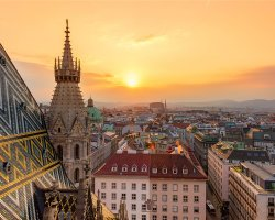 4* Weekend in Vienna from £399pp