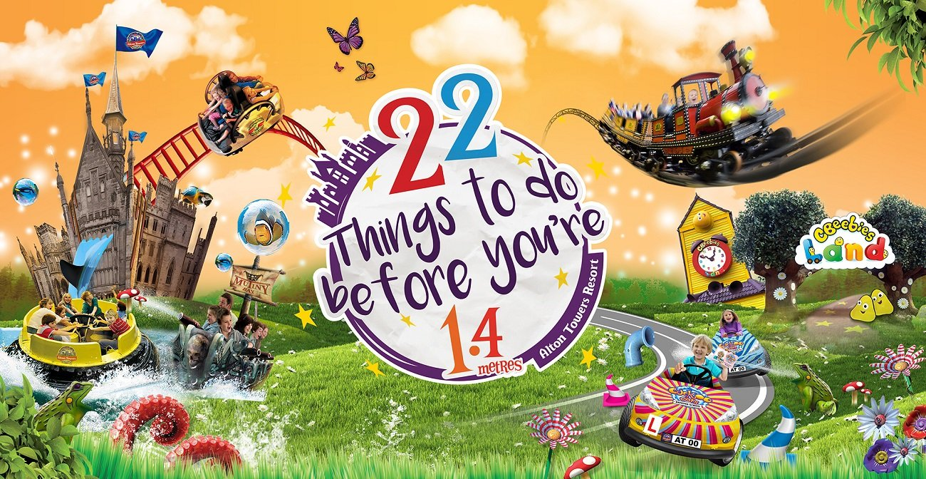 CBeebies, West Midlands Safari Park and Nickelodeon Land - Image 2