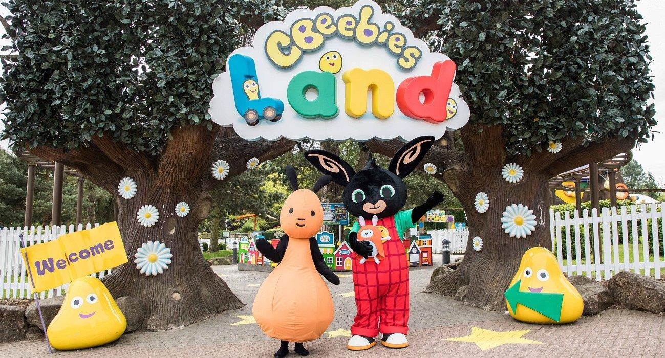 CBeebies, West Midlands Safari Park and Nickelodeon Land - Image 1