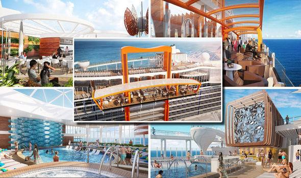 NEW Celebrity Edge Med & Adriatic Cruise - Image 2