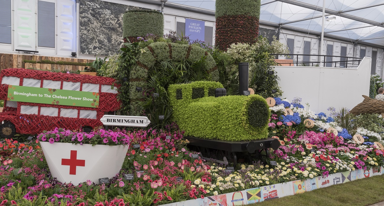 Chelsea Flower Show May 2021 - Image 1