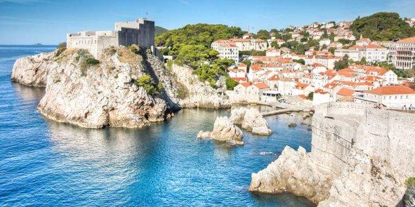 4* Adriatic Cruise – Dubrovnik
