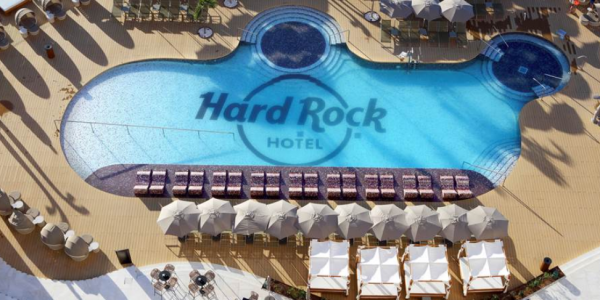5* Hard Rock Hotel Tenerife Weekend Break