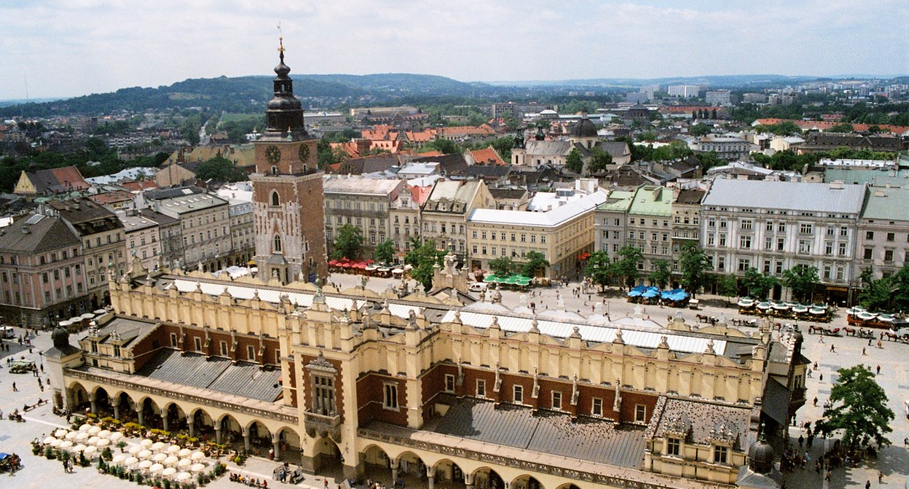 Krakow City Mid Oct Break from £199 - Image 1
