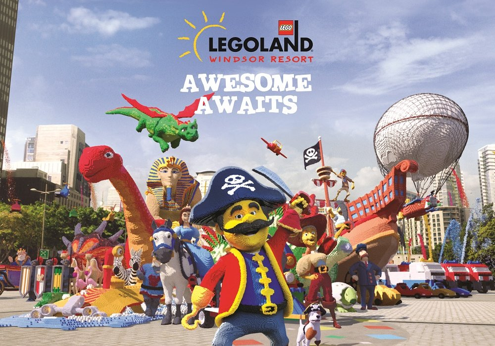 LEGOLAND ® & Cadbury World - Image 1
