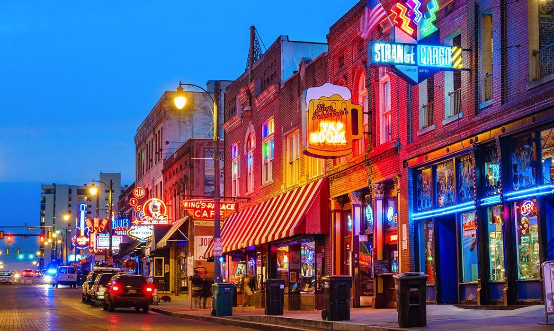 Nashville, Memphis & New Orleans - Image 1