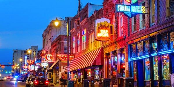 Nashville, Memphis & New Orleans