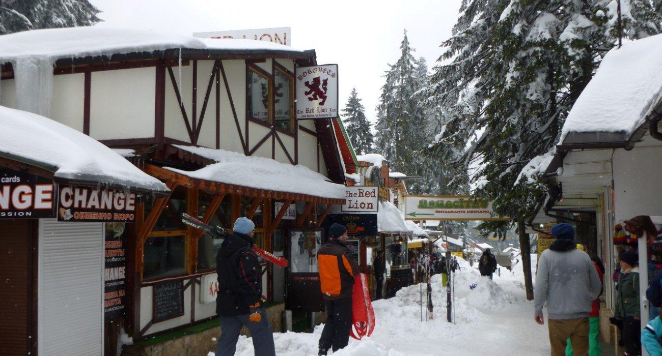 Ski Borovets Late Season NInja Deal - Image 3