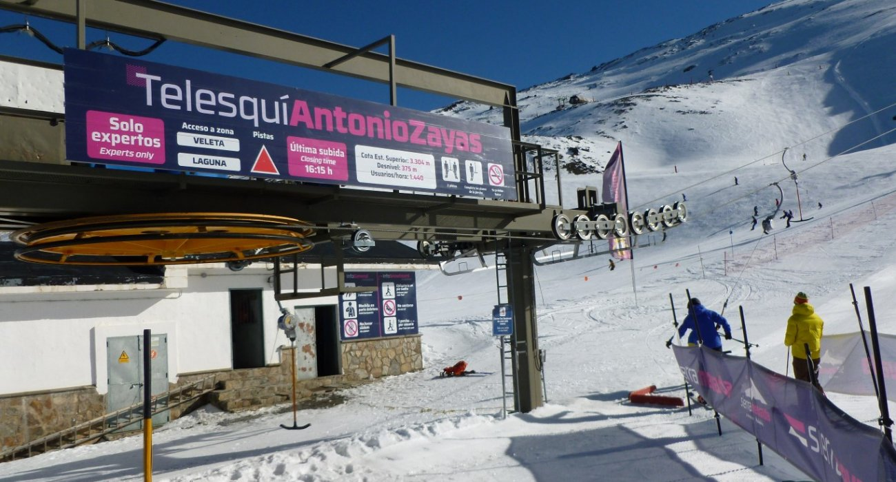 Ski Late Deal, Sierra Nevada Spain - Image 1