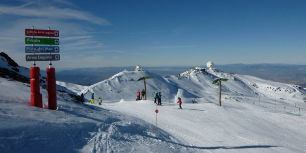 Ski Sierra Nevada 5 night Short break