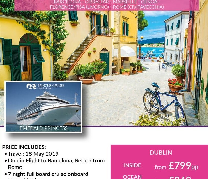 Princess Cruises Bargain Offer - Image 2