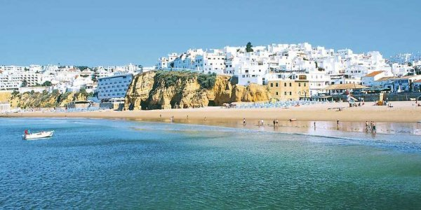 3 Night Lively Short Break To Albufeira