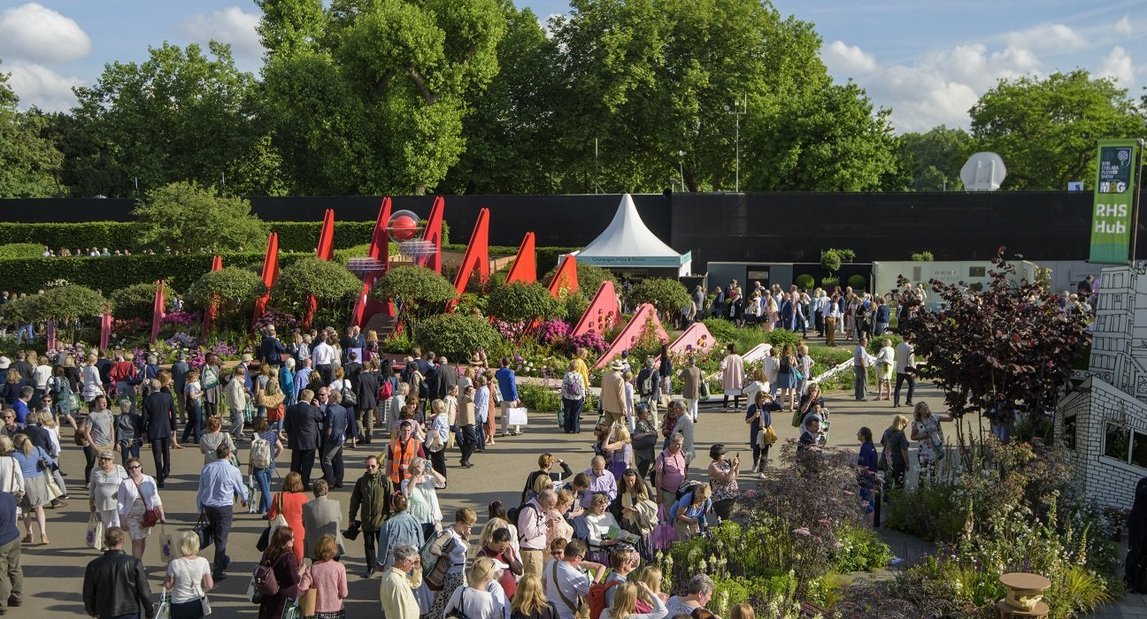 RHS Chelsea Flower Show and Syon House - Image 2