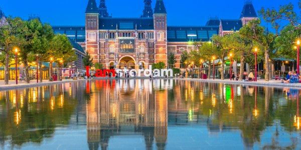 3 night May Amsterdam City Break