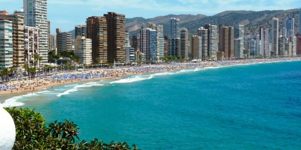Beautiful Benidorm Costa Blanca