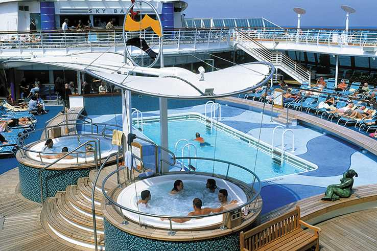 7 Night Med Cruise from only £805 - Image 1