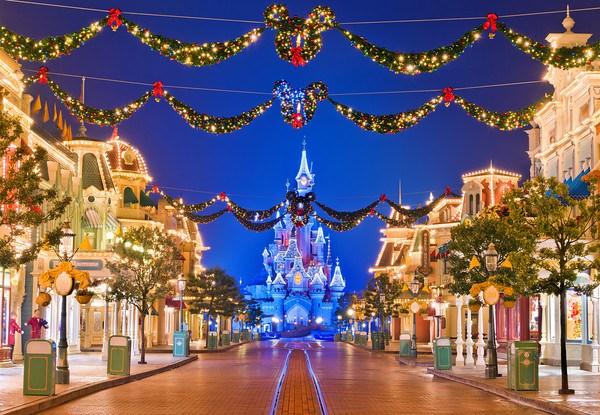 Disneyland Paris Christmas Present - Image 1