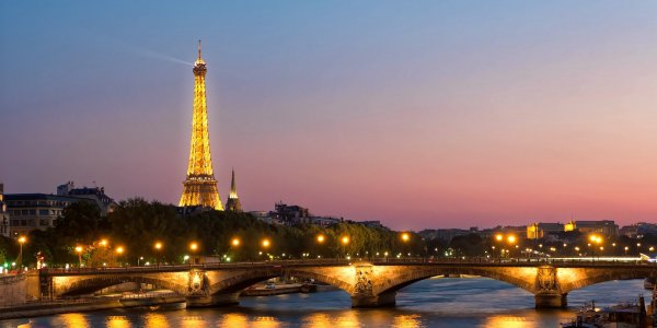 Paris 3 night Long Weekend Break