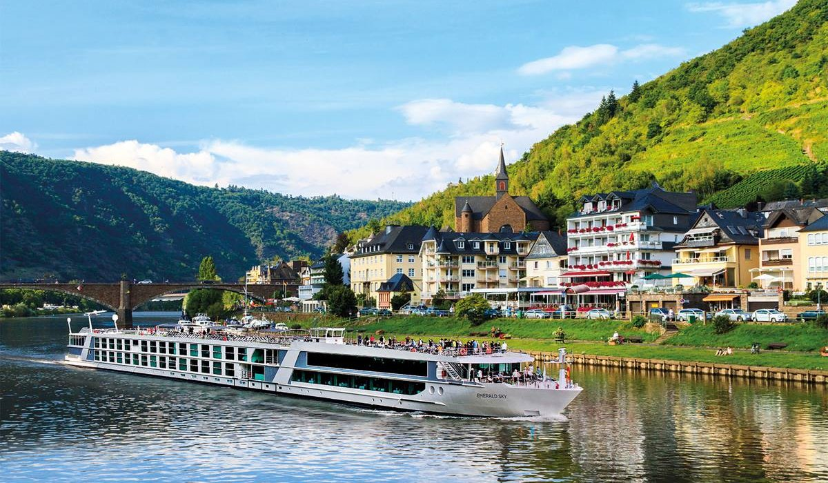 Sail The Danube With Emerald Waterways - Image 1