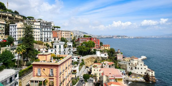 4* Naples Italy City Break
