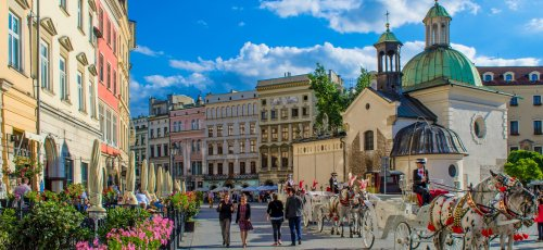 Krakow Late NInja Deal
