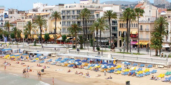 Stunning Sitges 7 Night Summer Hols