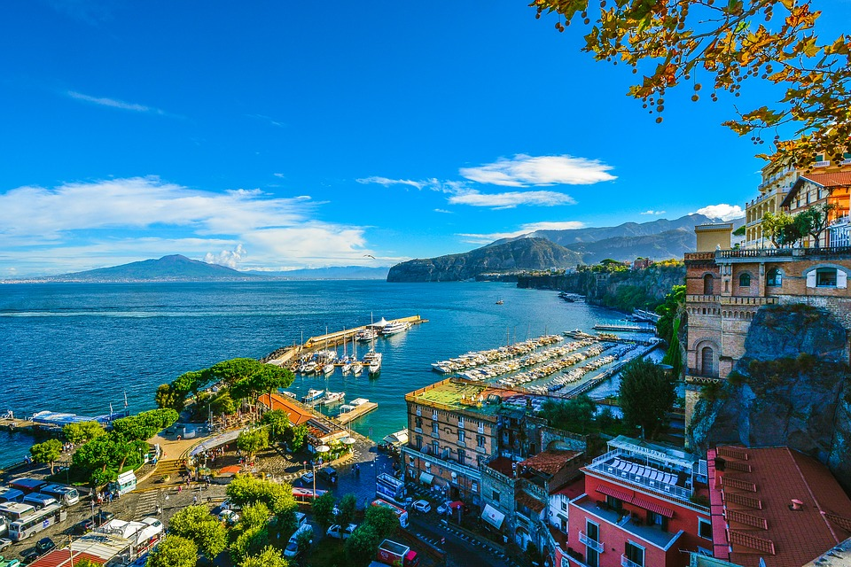 Pompeii, Capri and the Bay of Naples - Image 1