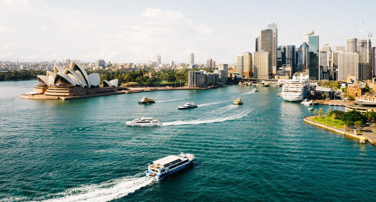 Jewels of Australia and New Zealand Cruise - Image 2