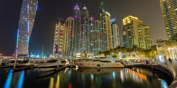 Dazzling Dubai Offer Direct From Dublin
