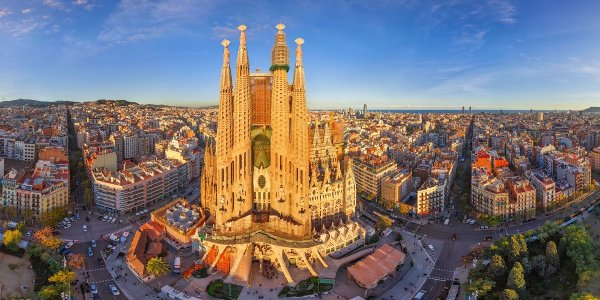 Barcelona Stay & Mediterranean Cruise