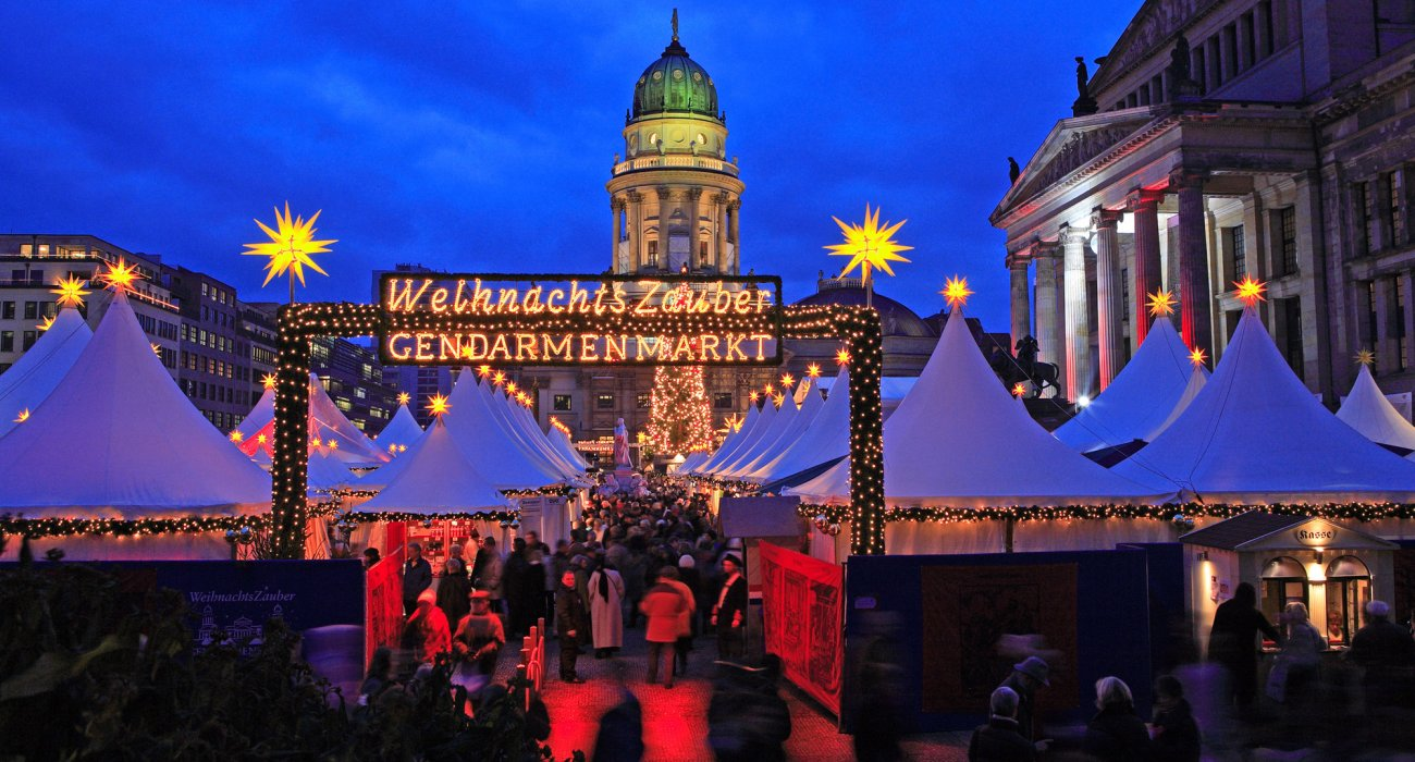 Christmas Markets in Berlin - Image 1